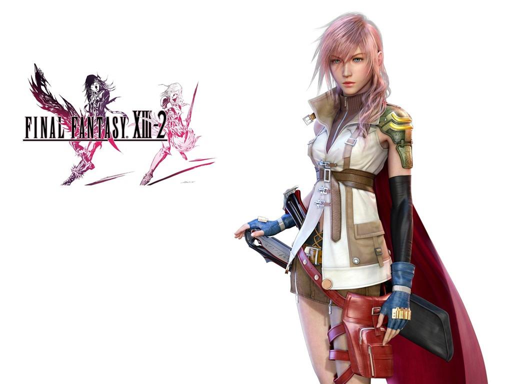 最终幻想13 2 游戏高清壁纸