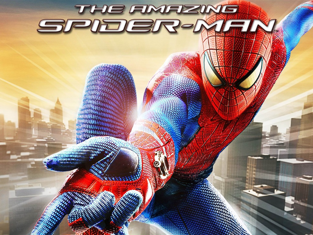 Amazing The Spider Man Wallpapers 1024x768