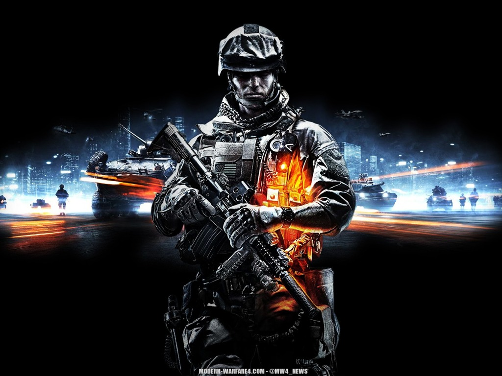 Battlefield 4 Games Wallpaper Hd: Battlefield 4 Game HD Desktop Wallpaper 10 View