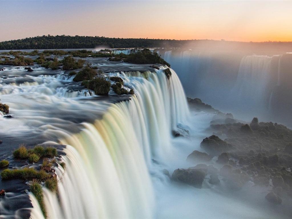 9 Spectacular Hd Waterfall Wallpapers To Download: Spectacular Waterfalls Widescreen Desktop Wallpaper 14