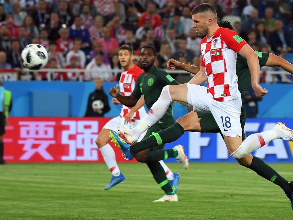 FIFAワールドカップ、ロシア2018、クロアチアVSナイジェリア-1024x768ダウンロード | 10wallpaper.com