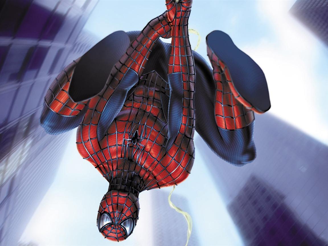 Spider Man 3 Wallpaper Cartoon Games 01 Avance 10wallpapercom