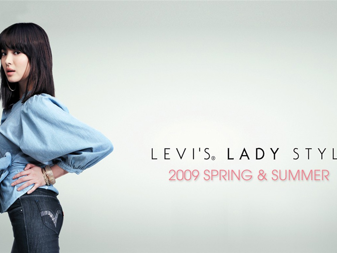 levis lady style clothing - photo #6