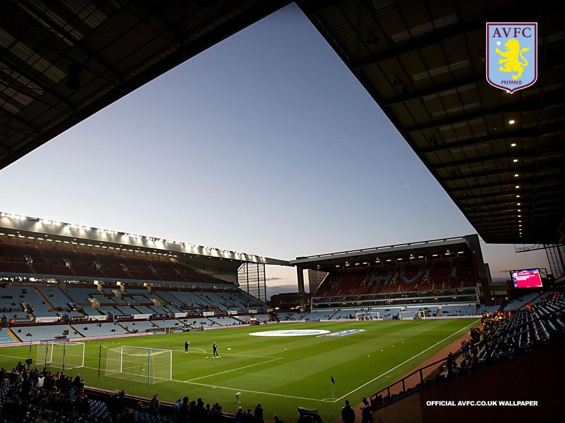 Calm At Villa Park Before The Storm-Aston Villa 2013 HD
