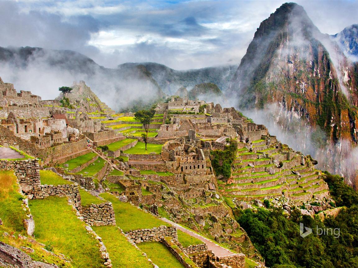 Ruines de la civilisation maya-Bing fond d'écran Aperçu | 10wallpaper.com