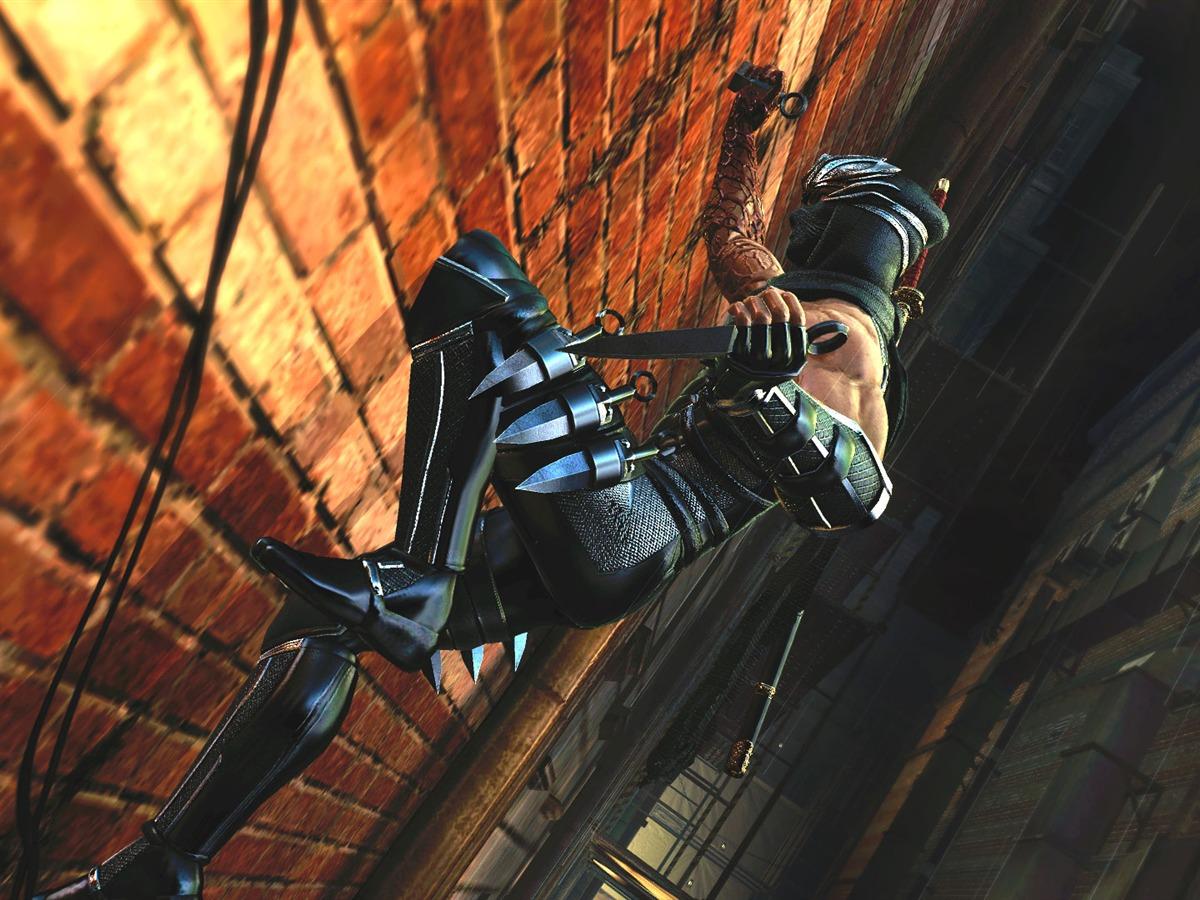 Game Ninja Gaiden Wallpaper: NINJA GAIDEN 3 Game HD Wallpaper 23 Preview