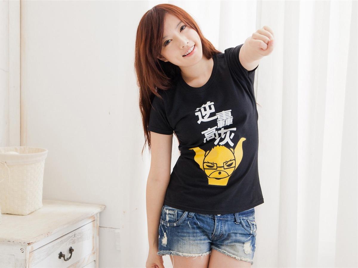 Korean Cute Girl Photo Hd Wallpaper Preview 10wallpaper Com