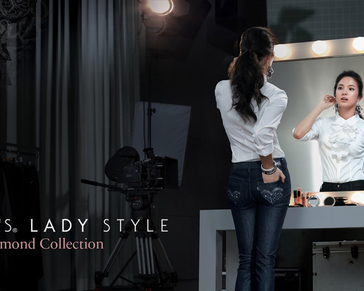 levis lady style clothing - photo #4