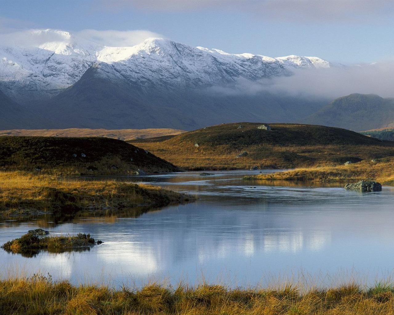 Highland lan nuoke marsh wallpaper preview - Highland park wallpaper ...