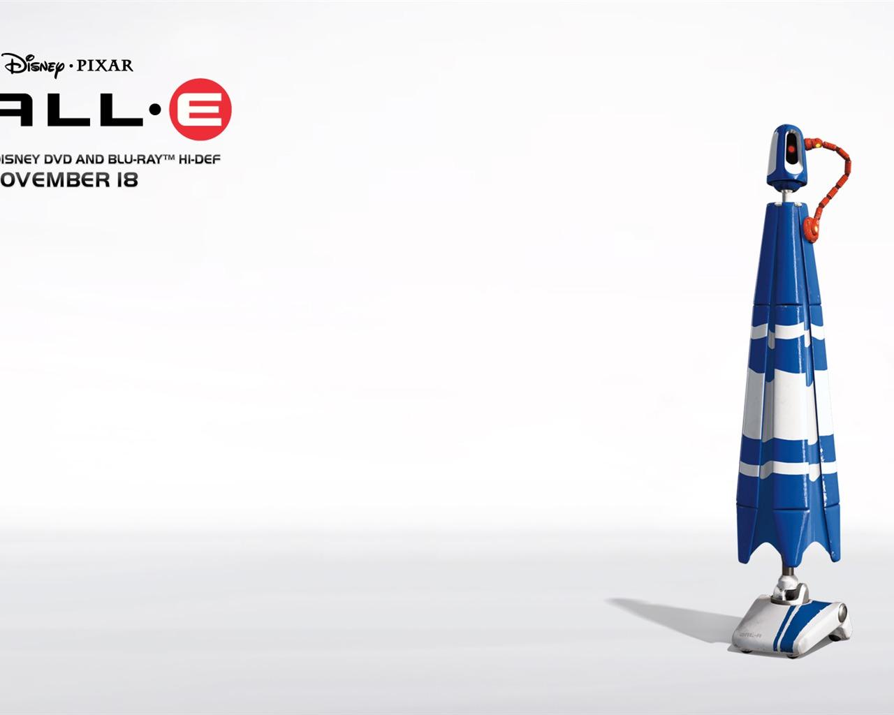绯闻女孩壁纸_迪士尼电影 机器人总动员WALL-E壁纸-1280x1024下载 | 10wallpaper.com