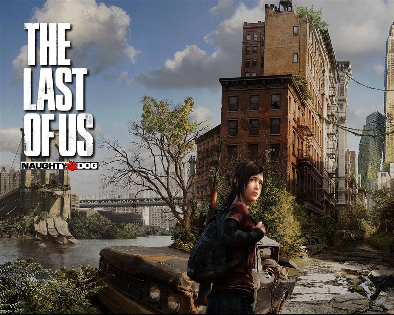 The Last Of Us Game Hd Wallpaper 02 Preview 10wallpaper Com