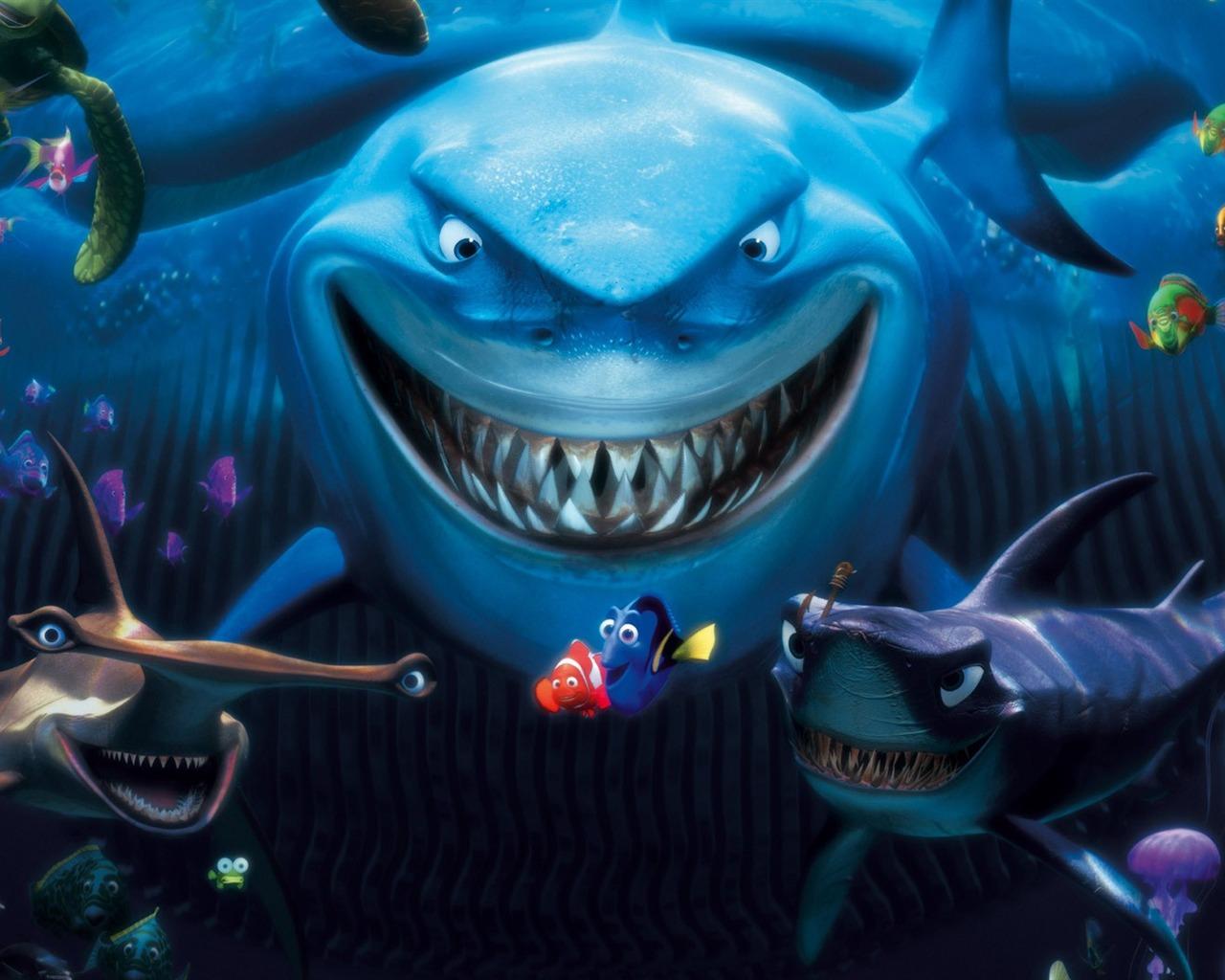 Finding Nemo 3D Movie HD Desktop Wallpaper 03-1280x1024 ...