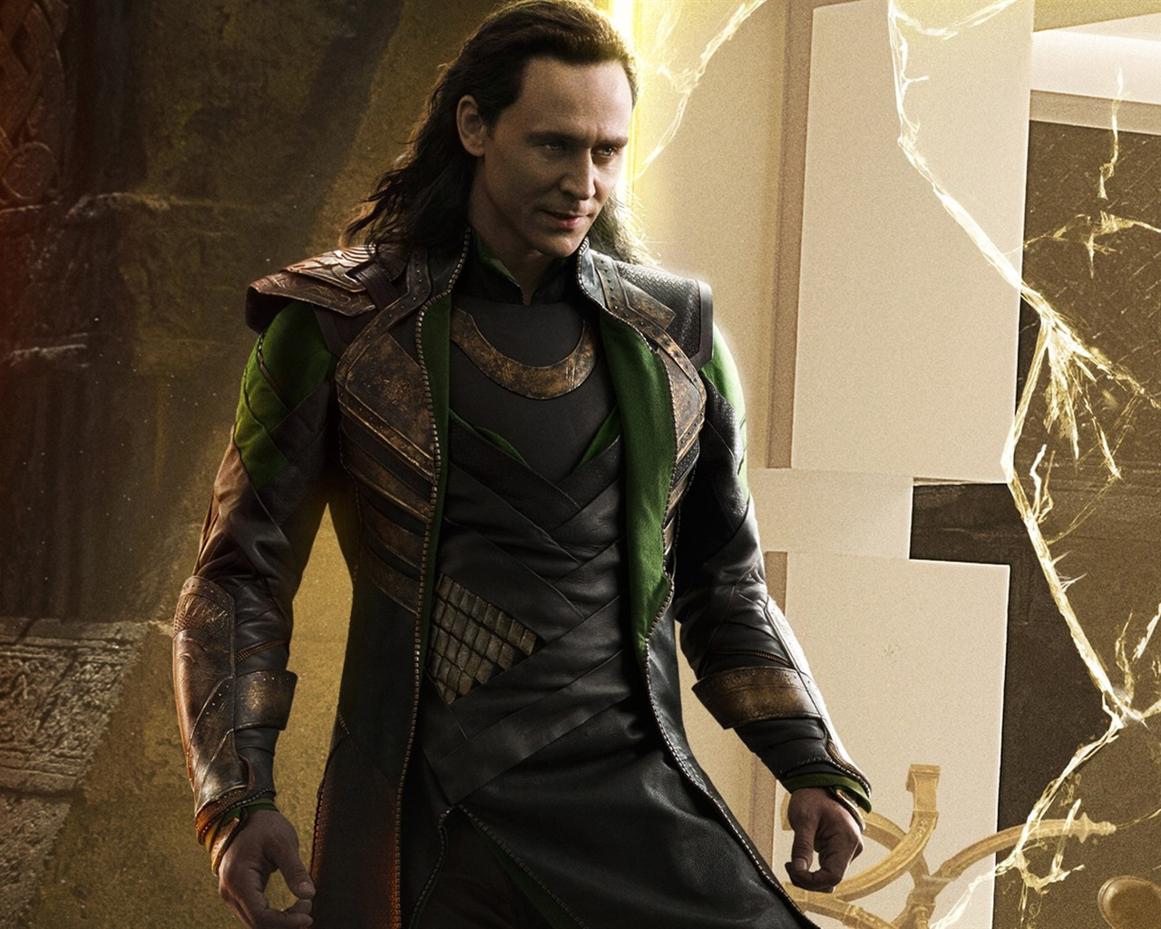 雷神2 hd高清_Thor:The Dark World 雷神2:黑暗世界电影高清壁纸预览 | 10wallpaper.com