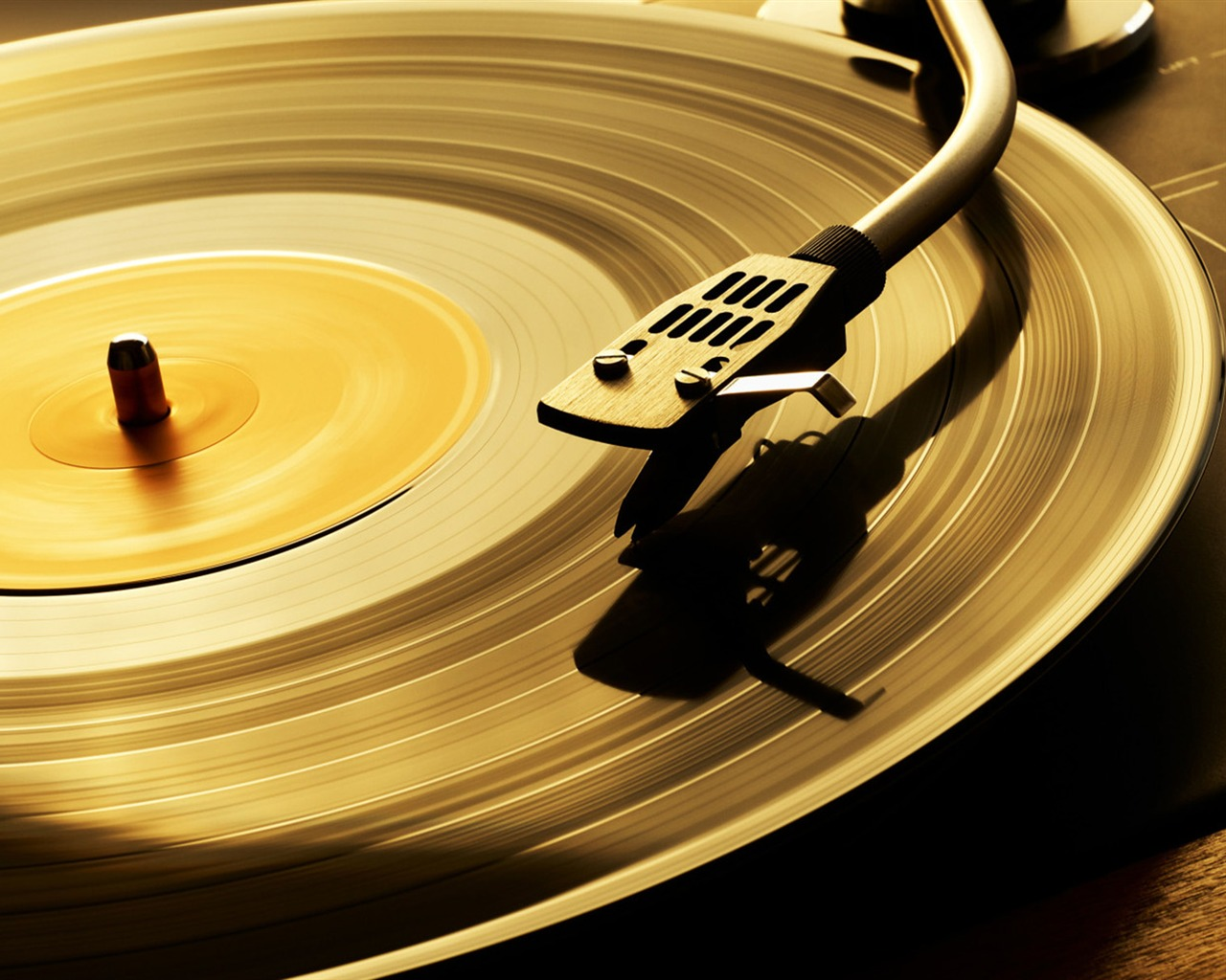 Vinyl Records Theme Hd Desktop Wallpaper Preview