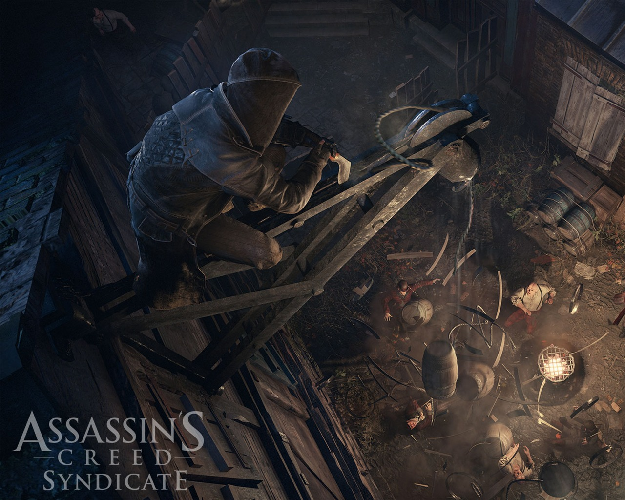 Assassins Creed Syndicate 2015 Hd Game Wallpaper 05 Preview