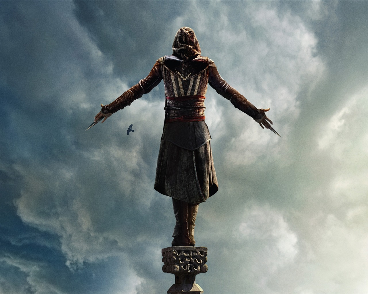 刺客信条 Assassin's Creed 2016-电影海报高清壁纸预览 | 10wallpaper.com