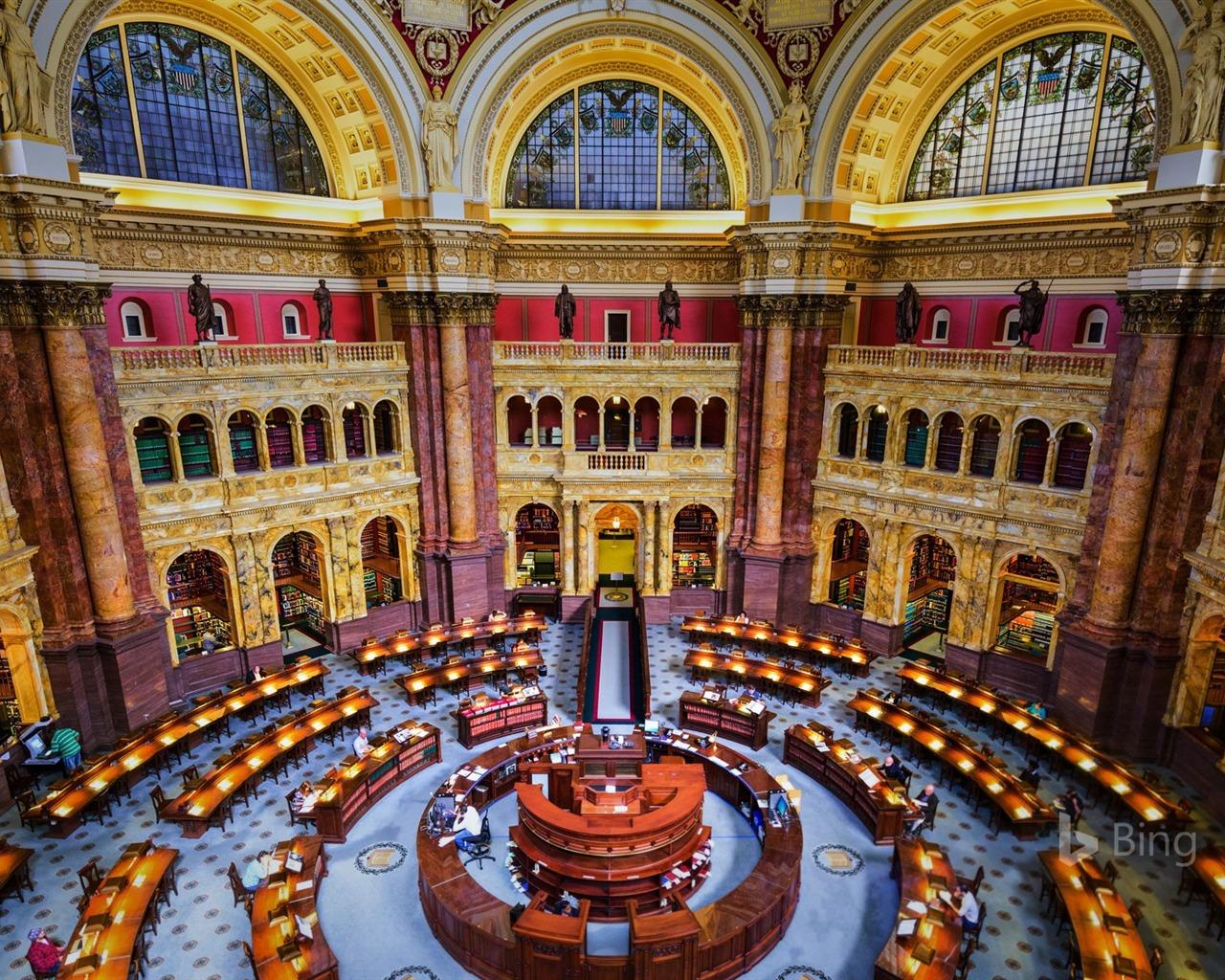 Washington Library Of Congress 2017 Bing Desktop