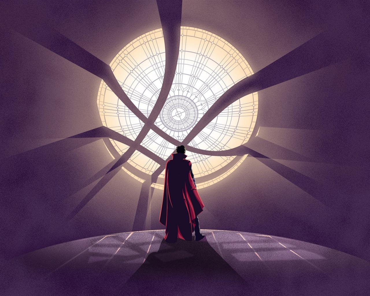 热门电视剧_奇异博士 Doctor Strange艺术品-2017电影高清壁纸预览 | 10wallpaper.com