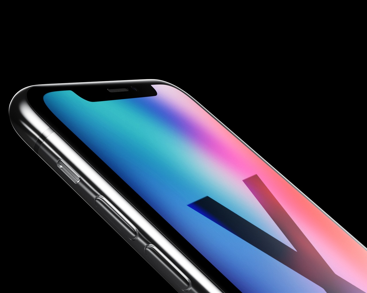 Iphone X Wallpaper Hd: Apple 2017 IPhone X IPhone 10 HD Wallpaper 07 Preview