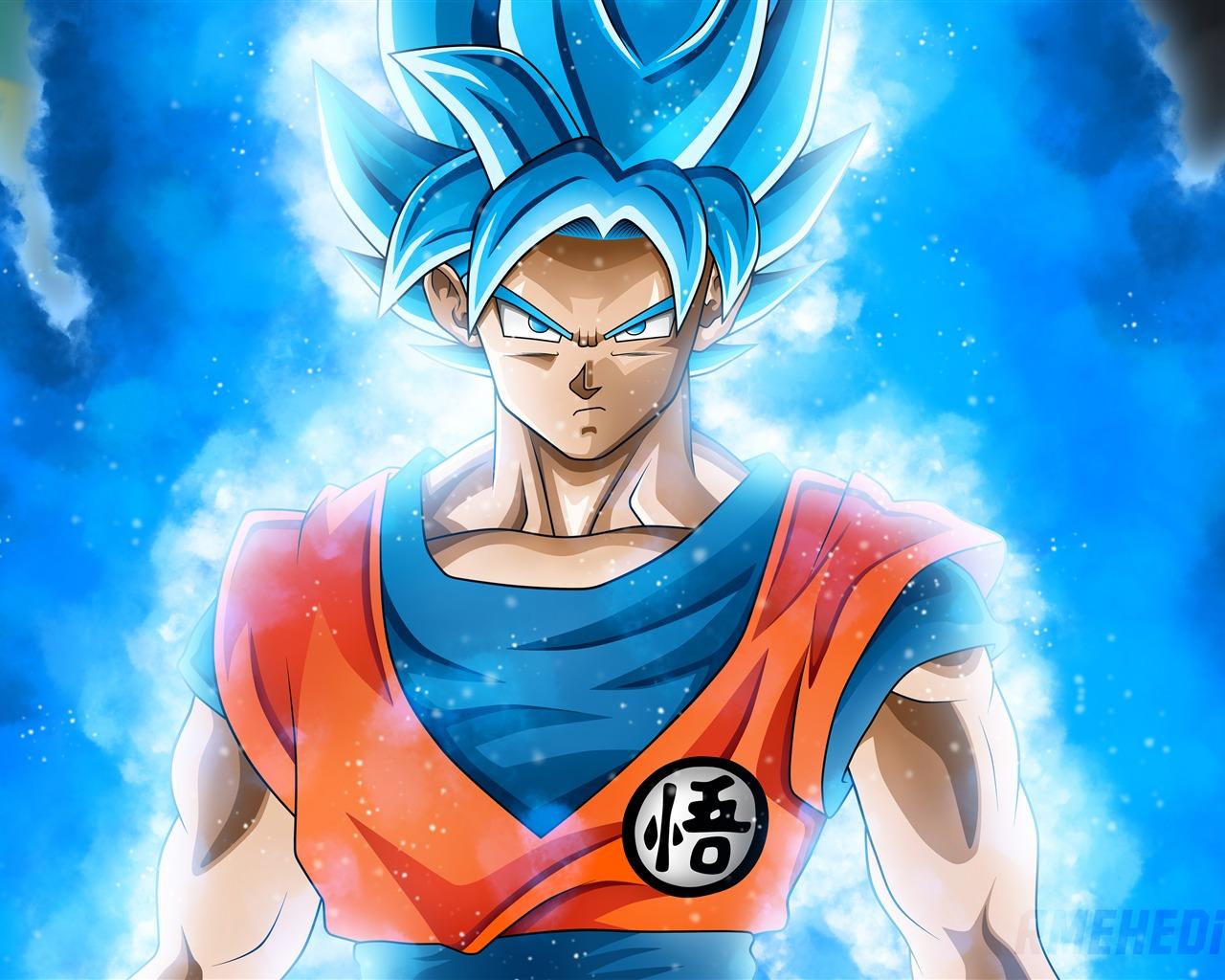 2018 Japan Anime Dragon Ball Super Goku Preview ...