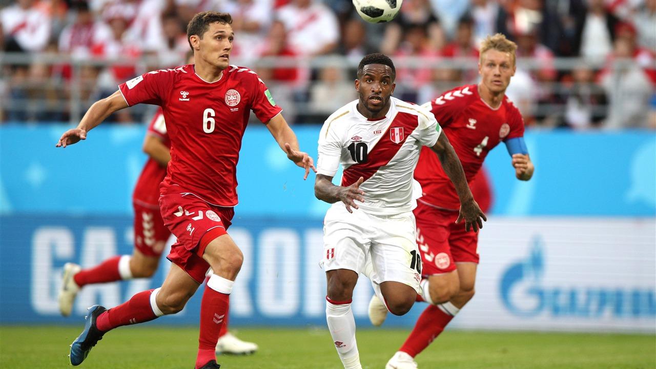 FIFAワールドカップ、ロシア2018、デンマークVSペルー-1280x720ダウンロード | 10wallpaper.com