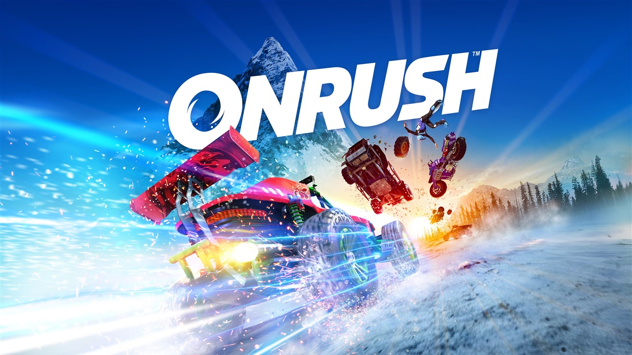 Onrush 2018 Video Game 4K HD Poster - 1280x720 wallpaper download