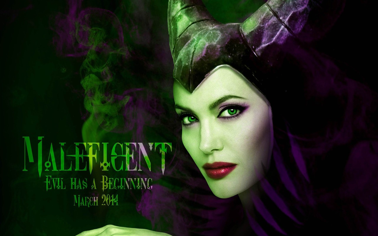 Maleficent Movie 2014 Hd Ipad Iphone Wallpapers: Maléfique 2014 Film HD Fond D'écran Aperçu