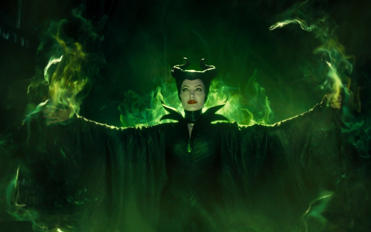 Maleficent Movie 2014 Hd Ipad Iphone Wallpapers: Maleficent 2014 Movie HD Desktop Wallpaper 13 Preview