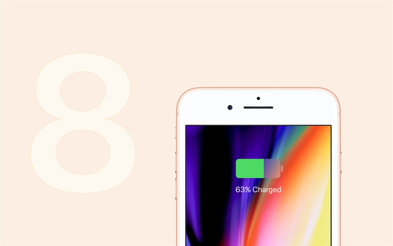 Advertising Wireless Charging Apple 2017 IPhone 8 HD Wallp