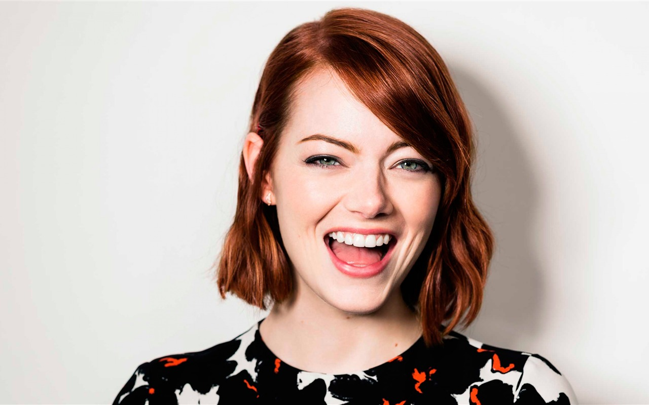 2018 Emma Stone Pretty Actor Photo - 1280x800 wallpaper download