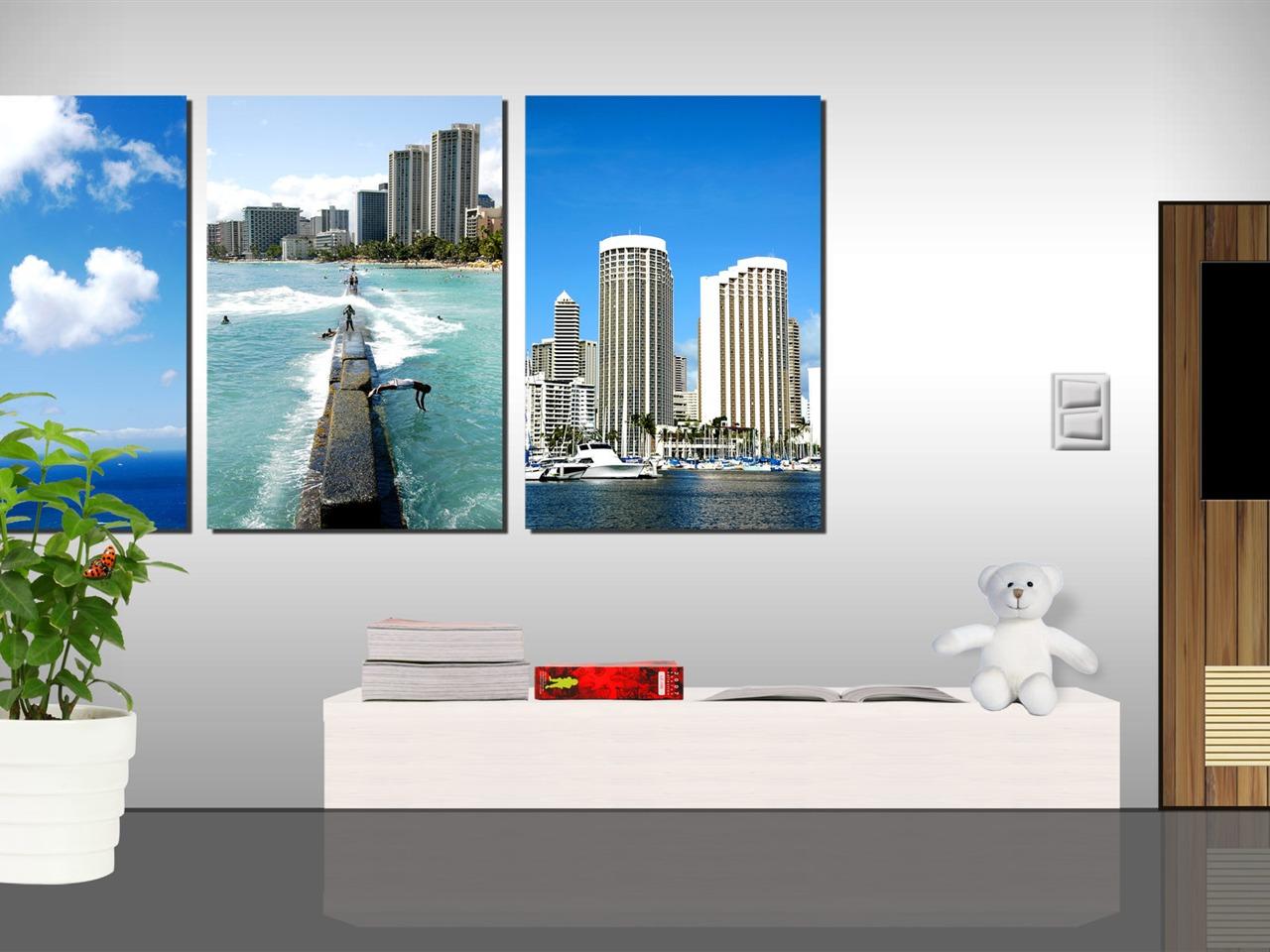 Art Et De Design D 39 Int Rieur Design Cr Atif D Coration Murale 802 1280x960 Fond D 39 Cran
