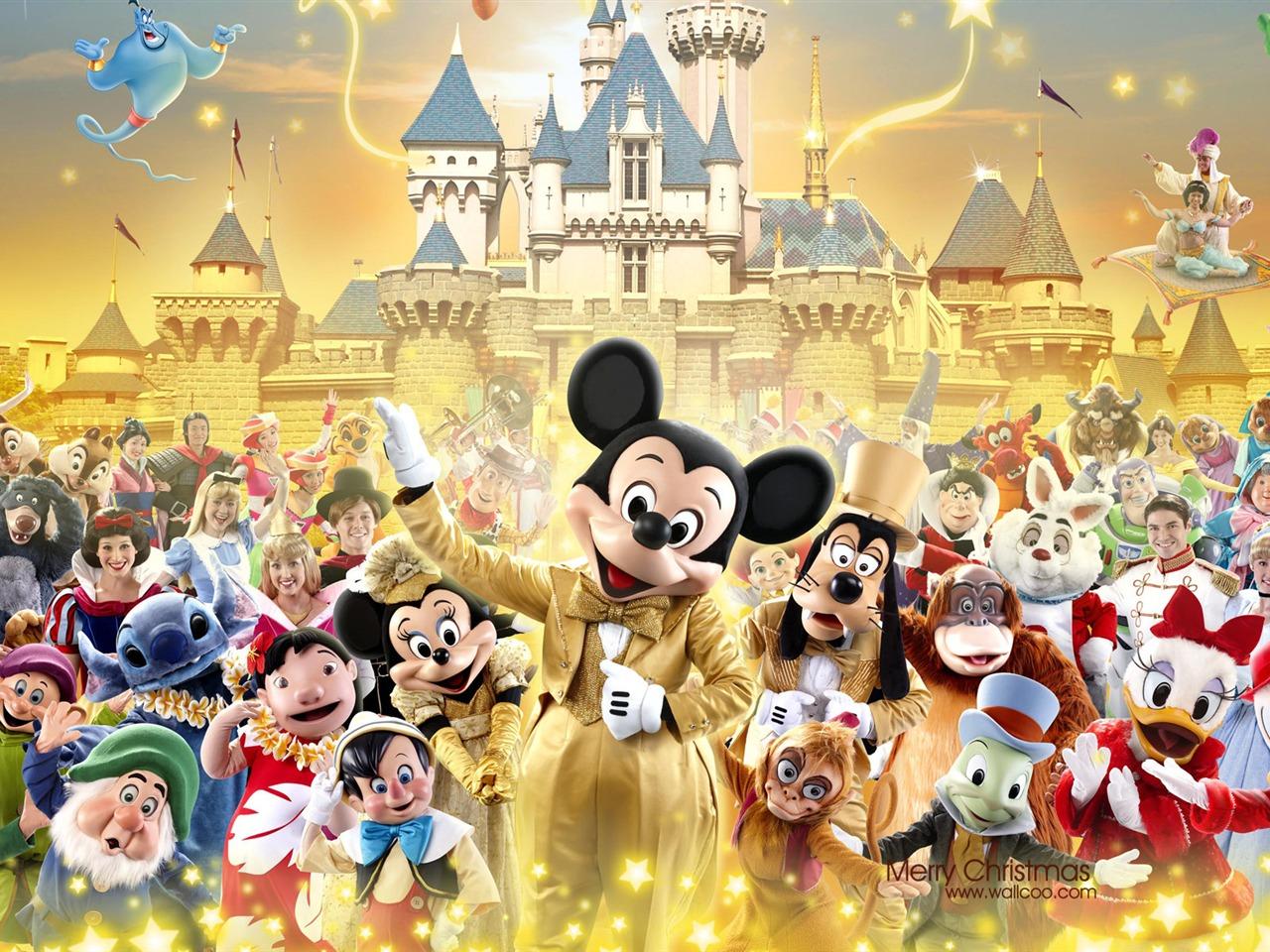 Personnages De Dessins Animes Disney Wallpaper Grande Photo
