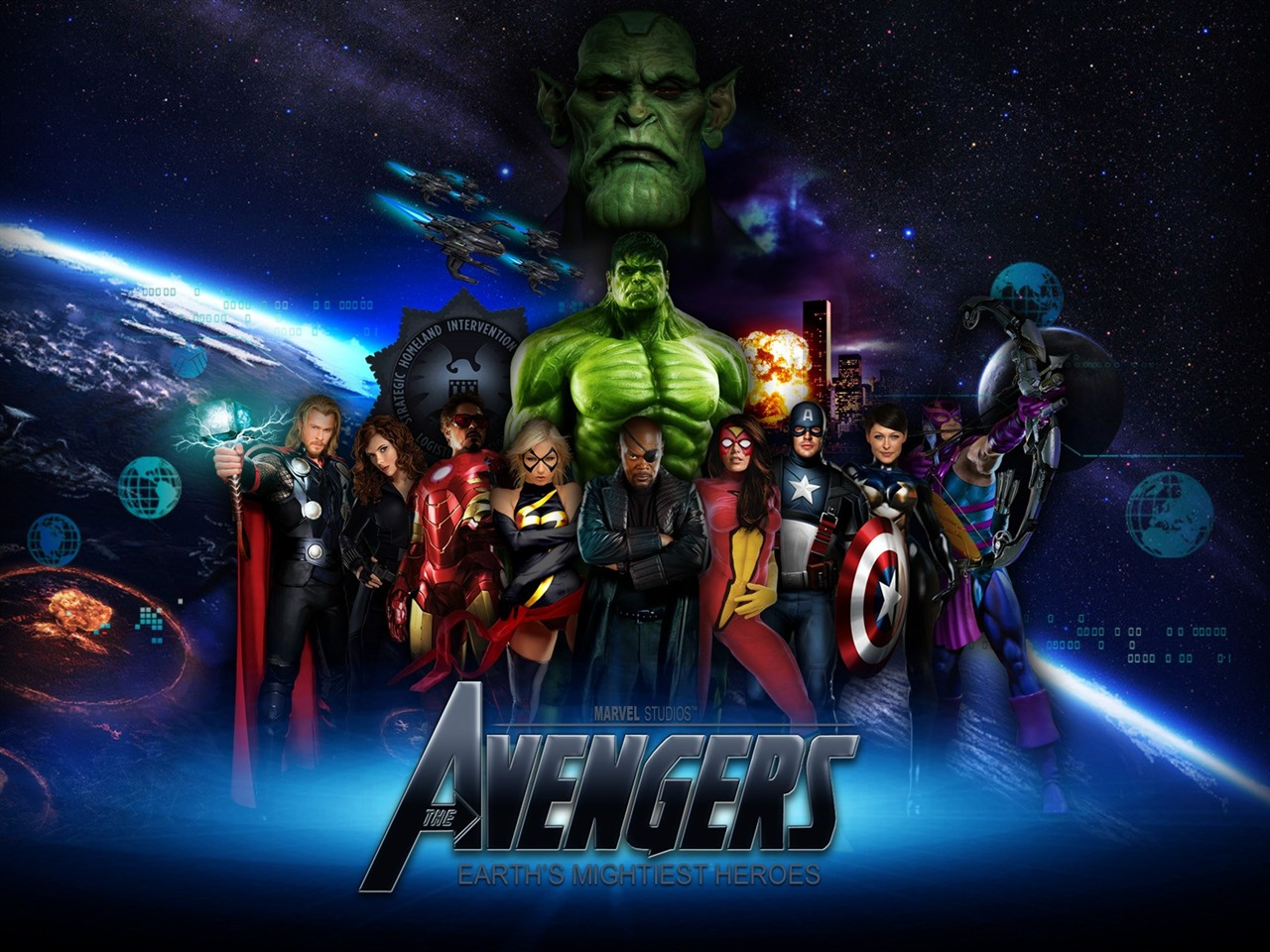 the avengers 2012 hd movie desktop wallpaper 09 1280x960