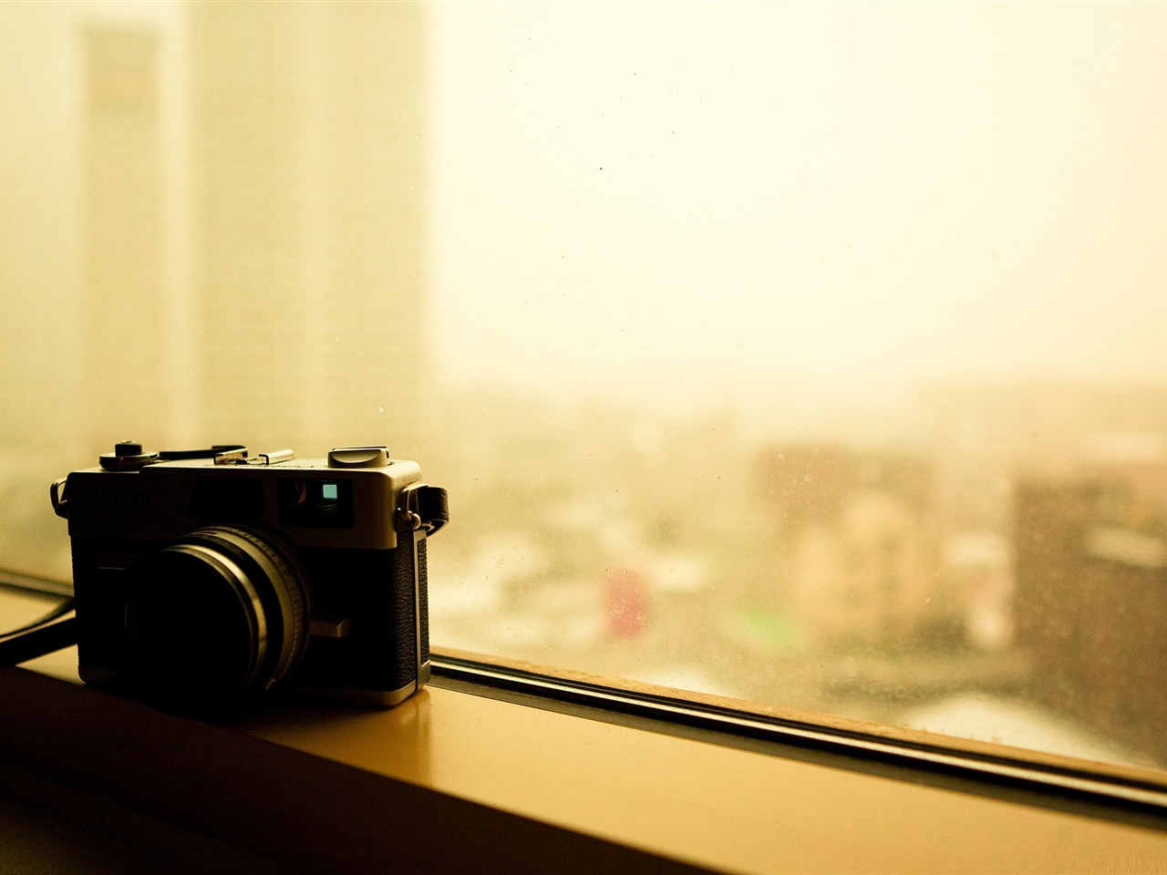 Old Camera Lomo Style Photography Desktop Wallpaper Preview