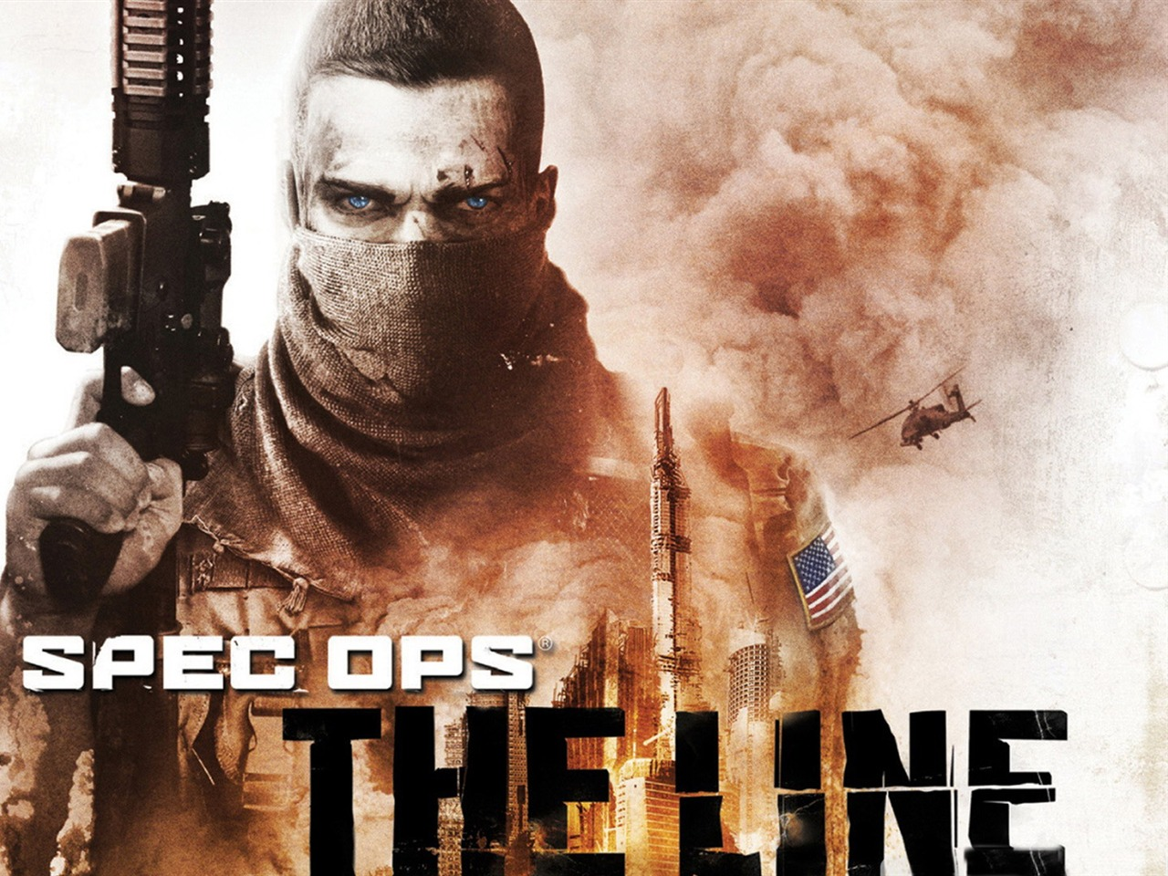Spec Ops The Line Game Hd Selection Wallpaper Preview