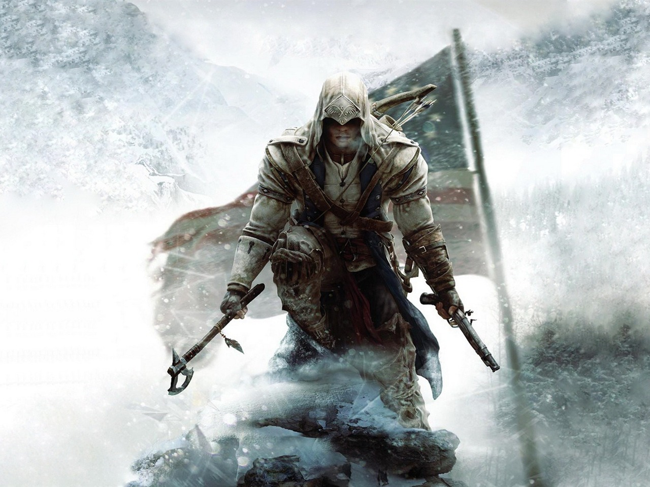 Assassins Creed 3 Game Hd Wallpaper 09 Preview 10wallpaper Com