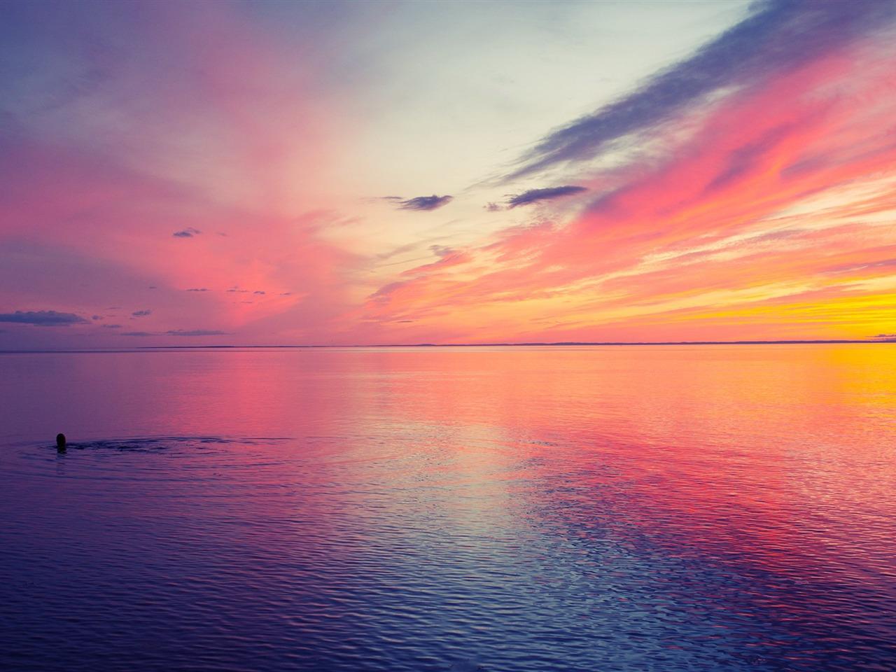 beautiful sea landscape wallpaper - photo #4