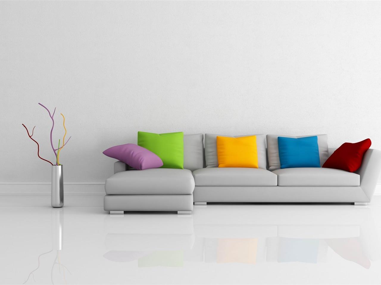 sofa pillows branch