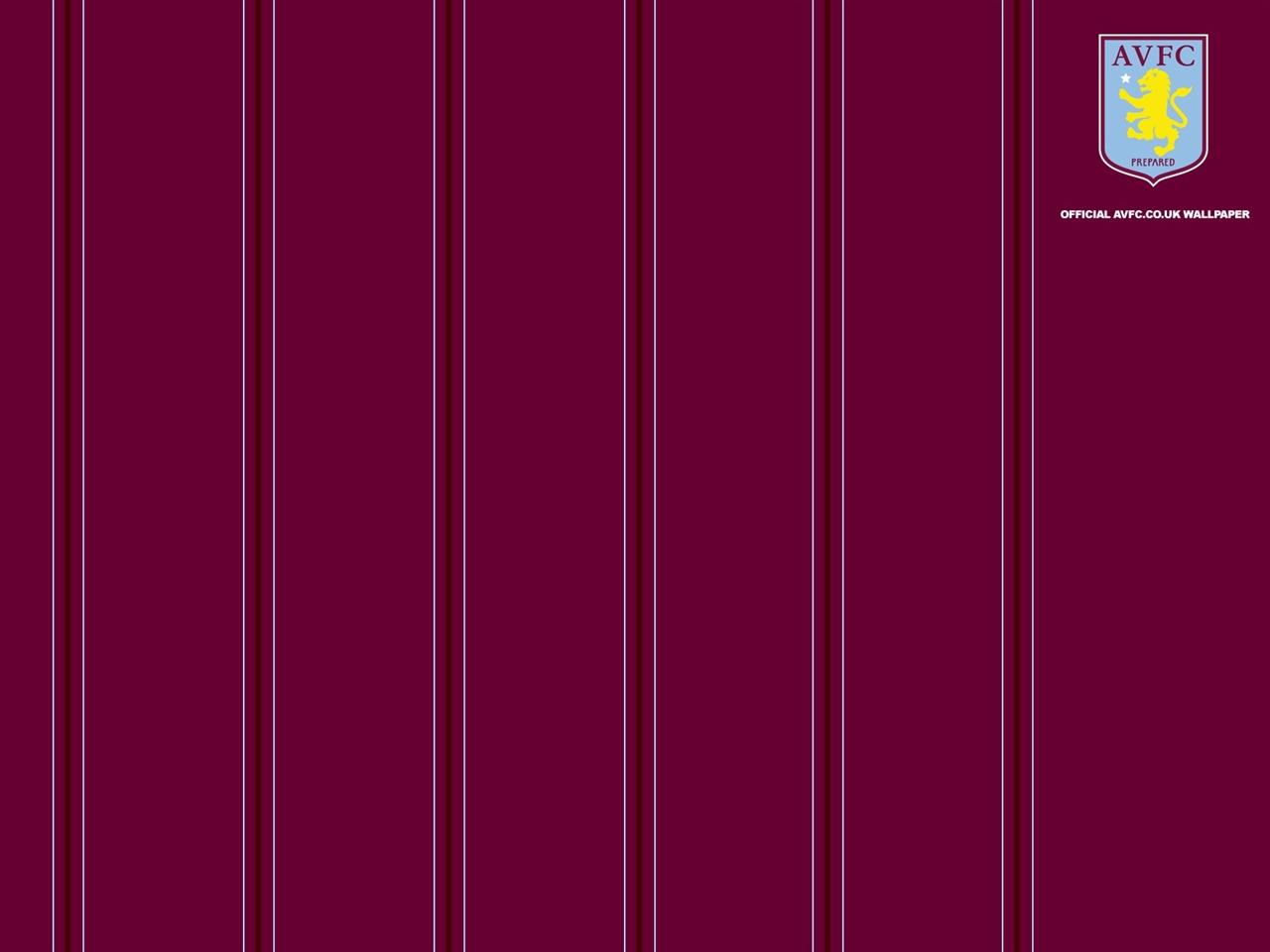 Villa In Stripes Aston Villa 2013 Hd Wallpaper Preview