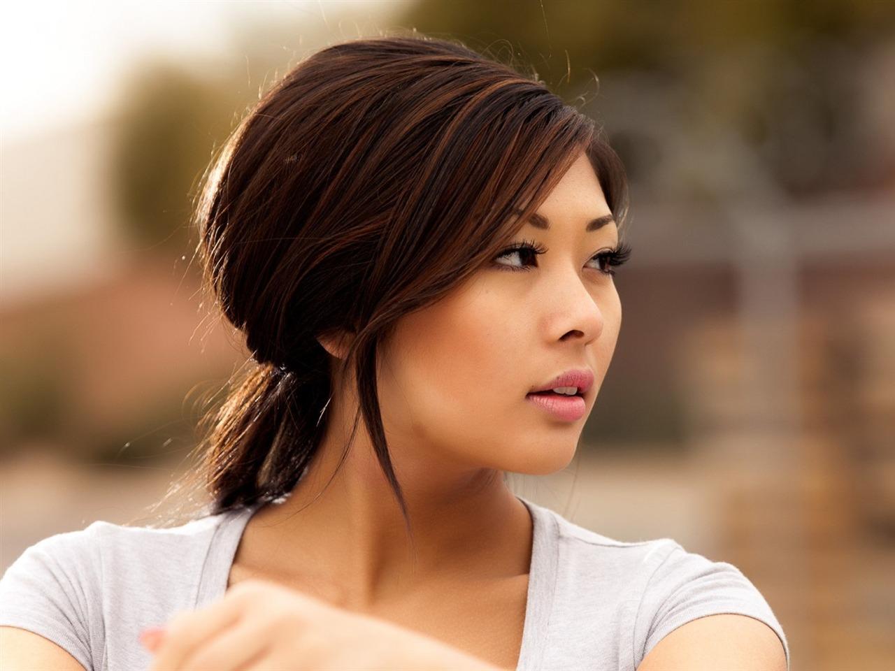 asian woman portrait-photo HD wallpaper-1280x960 Download