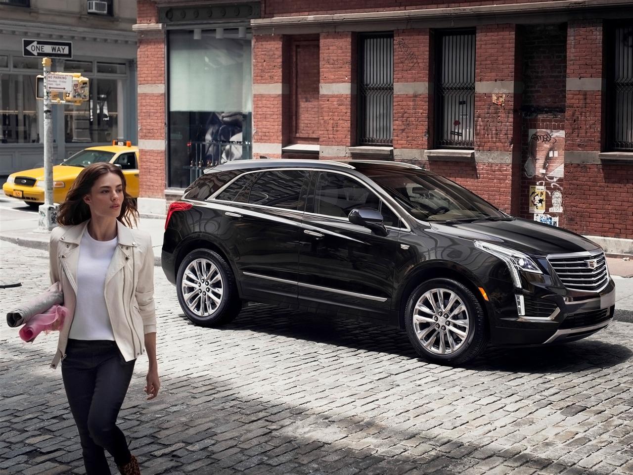 2014 Cadillac Escalade For Sale >> 2017 Cadillac 凯迪拉克XT5豪华SUV高清壁纸预览 | 10wallpaper.com