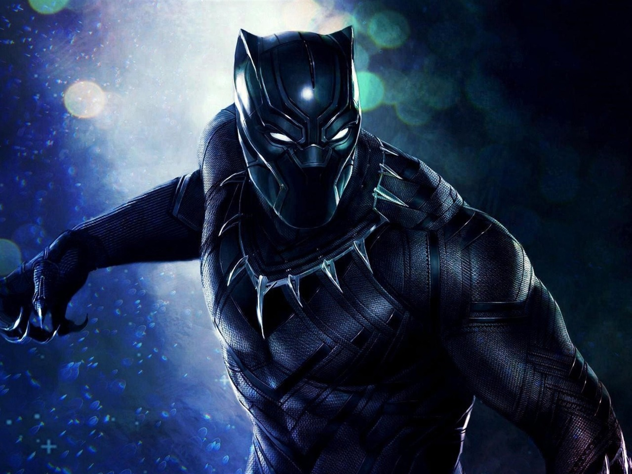 Papel De Parede De Filme Hd De Panther Artwork 2017 Visualizacao