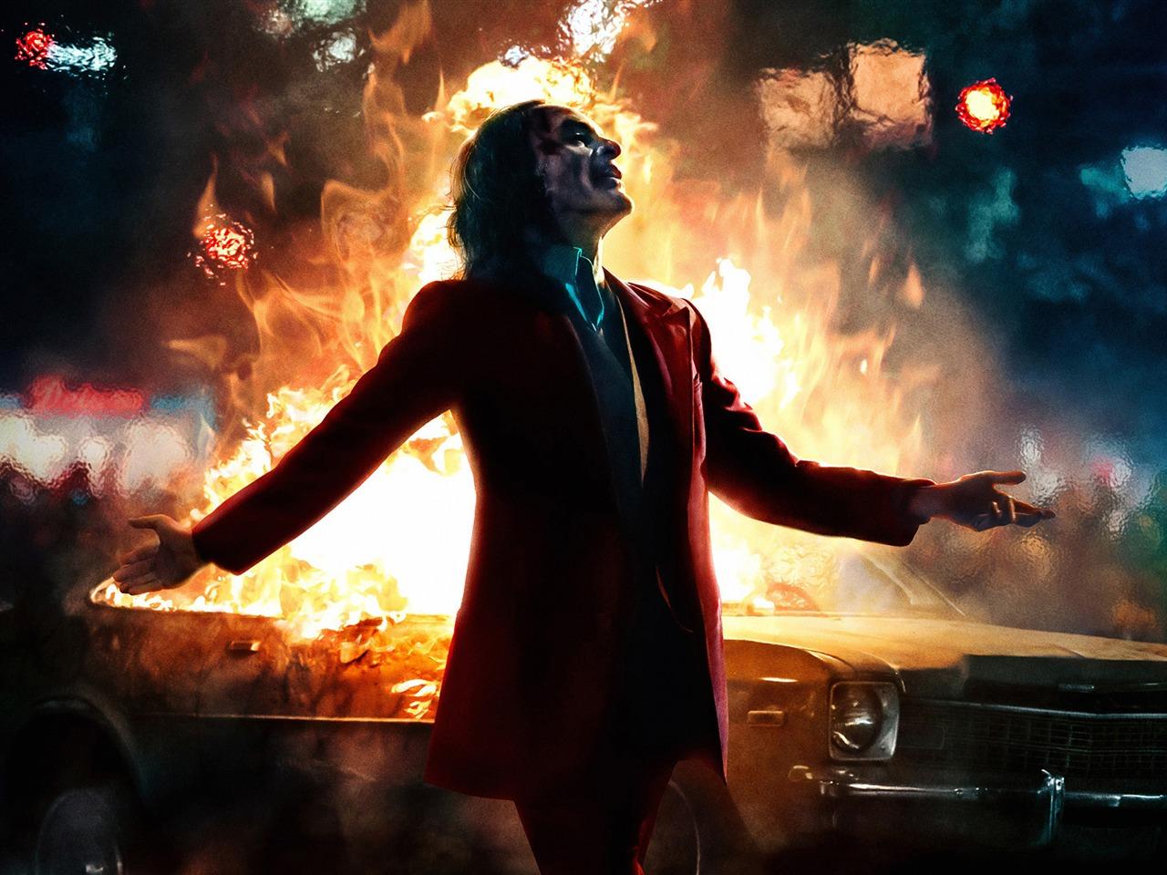 Coringa Joaquin Phoenix 2019 Filme Hd Cartaz