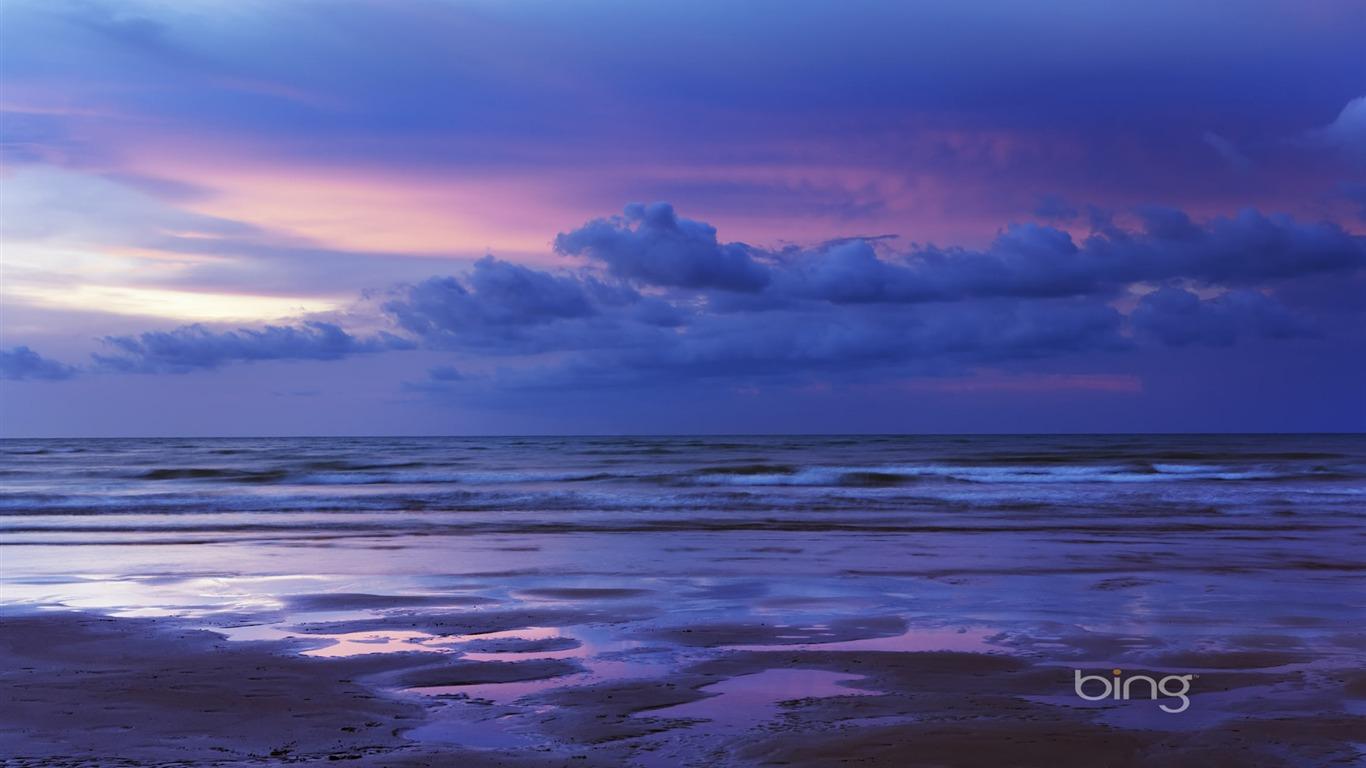 Darwin Australias Beach Sunset Wallpaper Avance