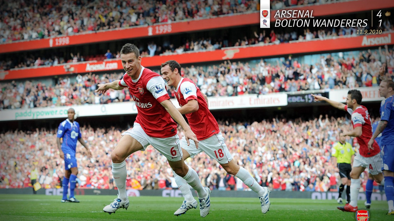 Arsenal 4-1 Bolton Wanderers Wallpapers Preview