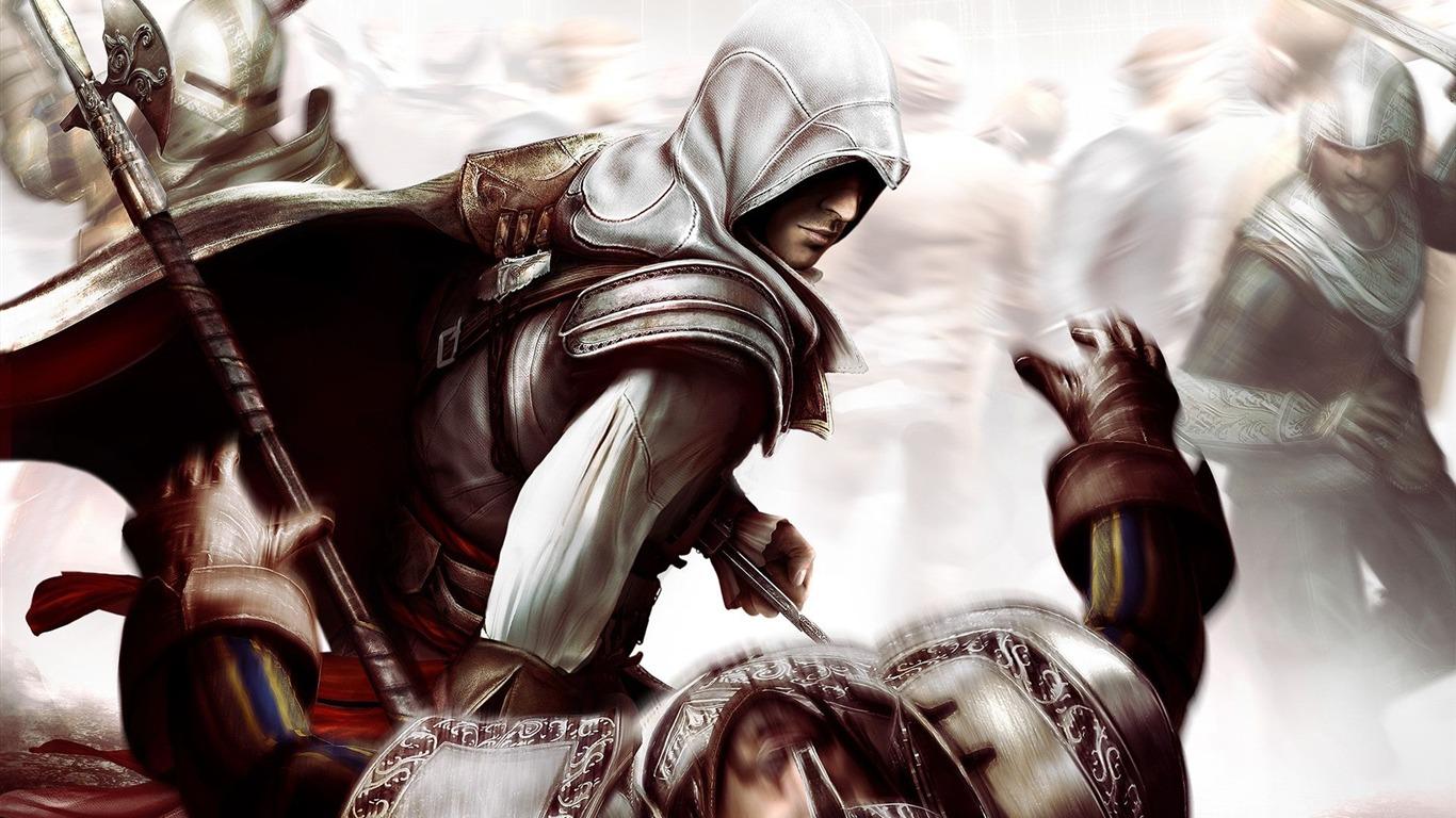 Assassin Creed Brotherhood Wallpaper 05 Avance 10wallpapercom