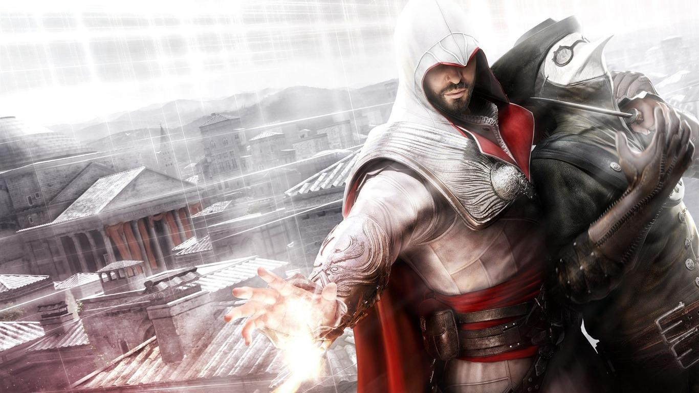 Assassin Creed Brotherhood Wallpaper 09 Avance 10wallpapercom