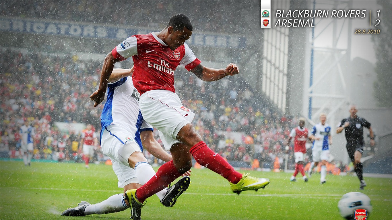Blackburn Rovers 1-2 Arsenal Wallpaper Preview