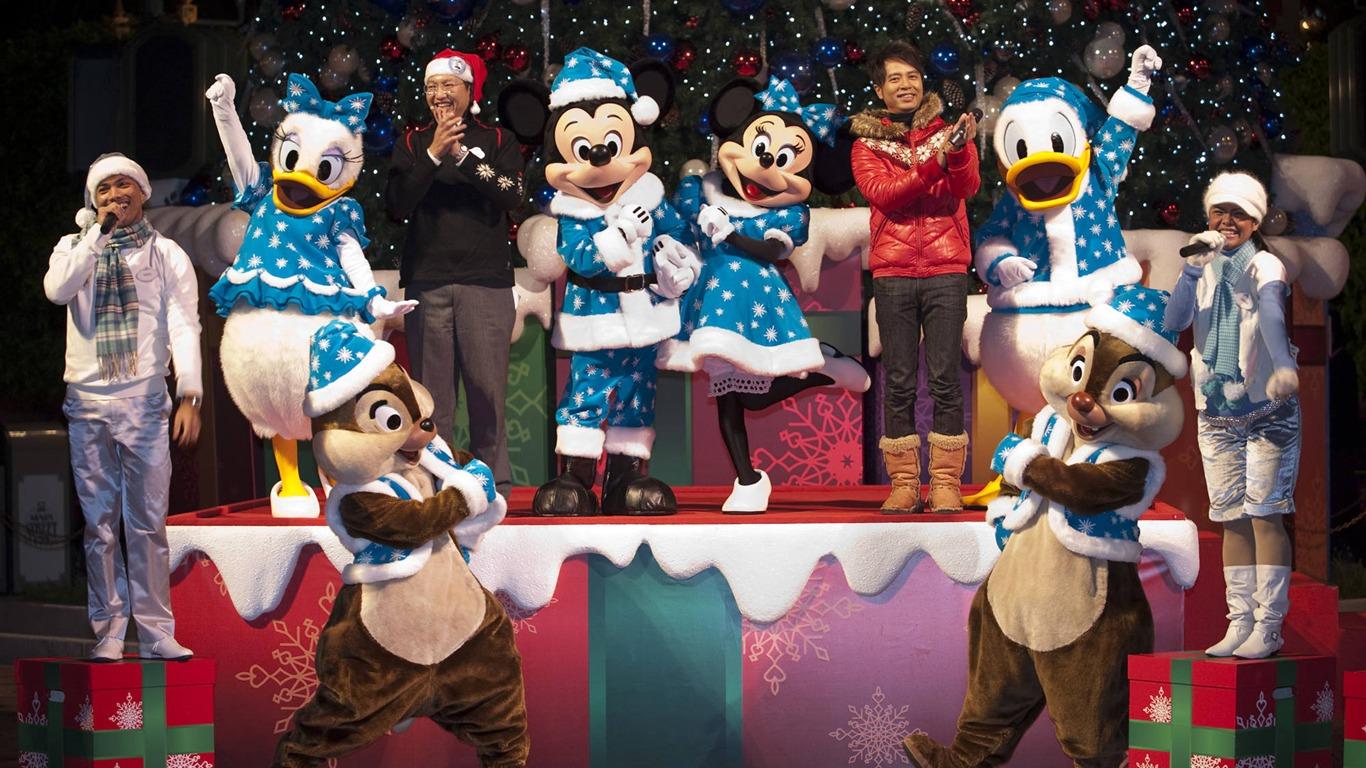 ディズニークリスマス壁紙ダンスショープレビュー 10wallpaper Com