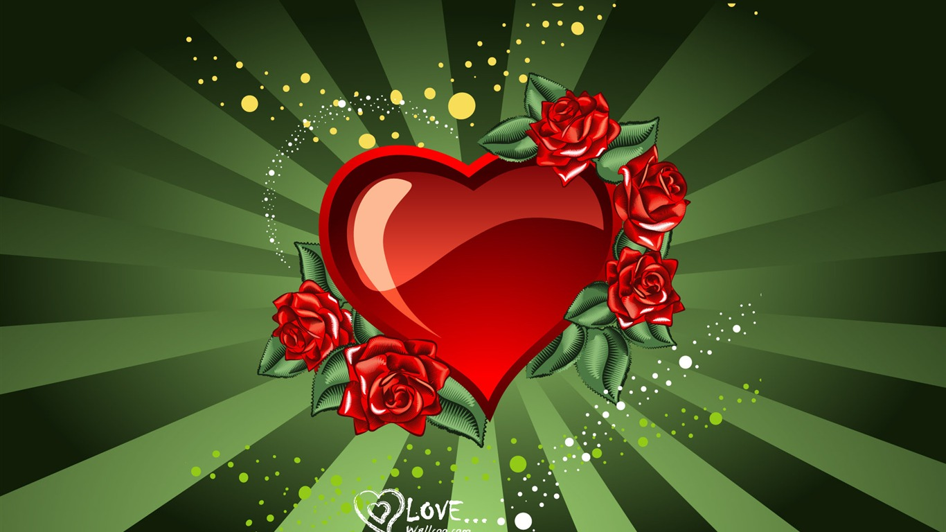 Rose_Love_-_Valentines_Day_heart-shaped_design_wallpaper